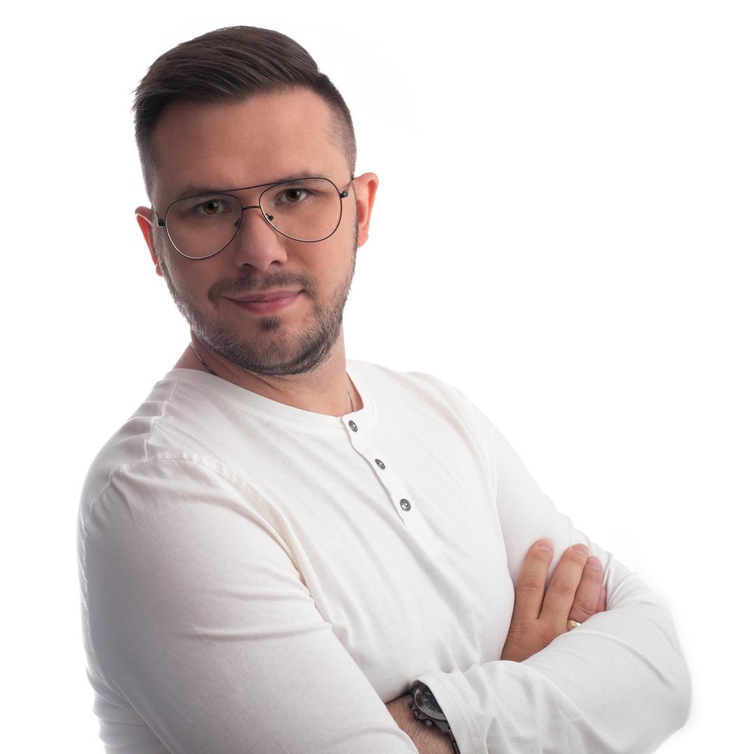 Bartosz Grzesik - Hodowca Jeży